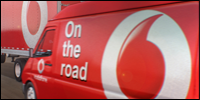 vodafone on the road
